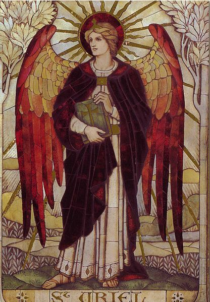 archangel-uriel-in-the-bible